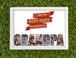 Personalised GRANDPA Print