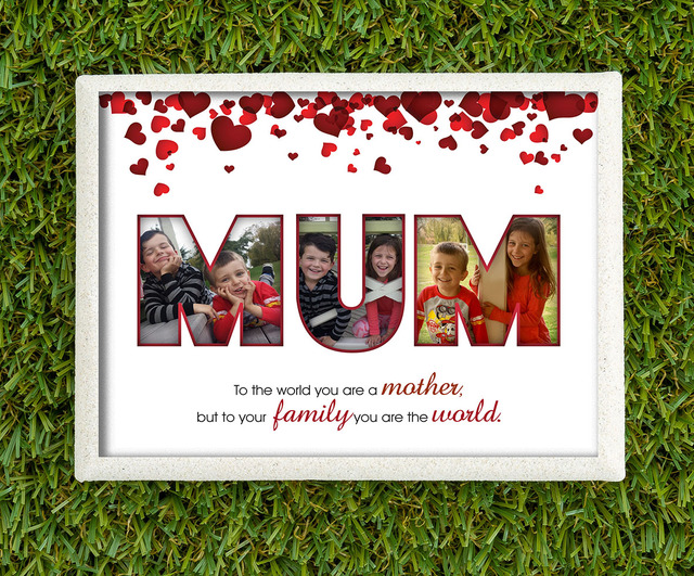 Personalised MUM Print